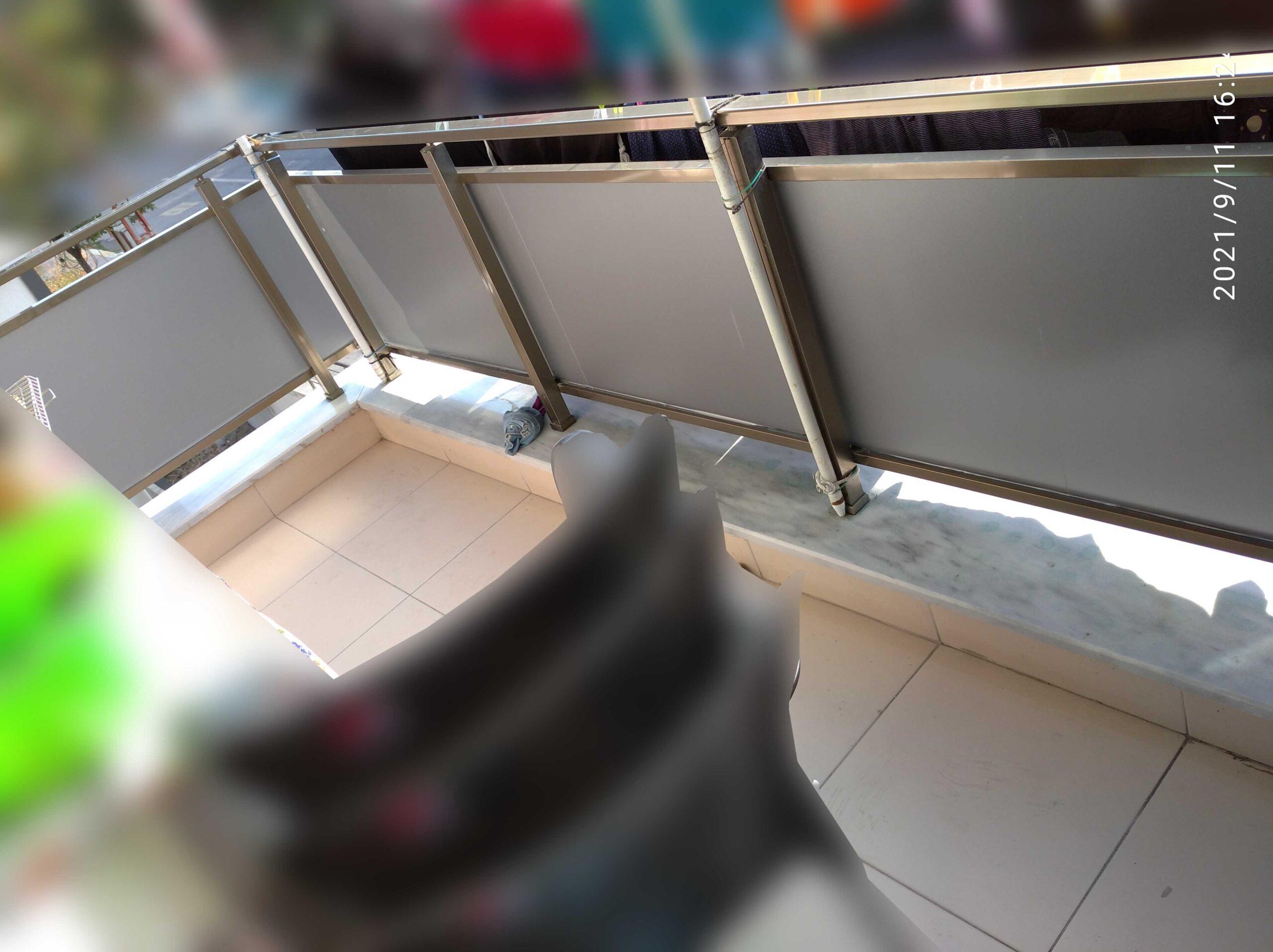Balkon Cam Folyosu, Balkon Cam Folyosu Kaplama Hizmeti